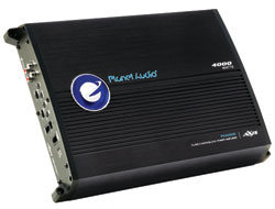 Planet Audio AXIS Series planet audio px4000d