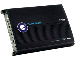 Planet Audio Mosfet Monoblock Power Amplifiers planet audio px2600m