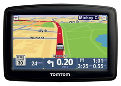 TomTom 5 Inches GPS tomtom start 55 r