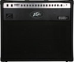 Peavey Guitar Amplifiers  peavey 6505 pluscombo