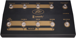 Peavey Controllers  peavey ecousticfootcontroller