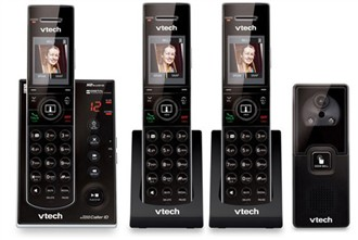 VTech is7121 2 and 1 IS7101