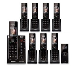 Vtech DECT 6.0 Cordless Phones vtech is7121 2 and 6 IS7101