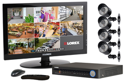 Lorex 8 Channel DVR Systems  lorex l 23wd845