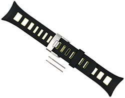 Suunto Quest Accessories suunto quest strap kit yellow