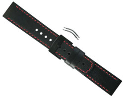 Suunto Elementum Accessories suunto elementumblack red leather strap