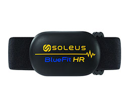 Soleus Heart Rate Monitors Watches  soleus hrm fit strap blue tooth