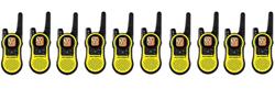 10 Radios motorola mh230r 10 pack