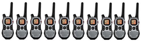 Motorola MJ270R (10 Pack) Two Way Radio / Walkie Talkie at Sears.com
