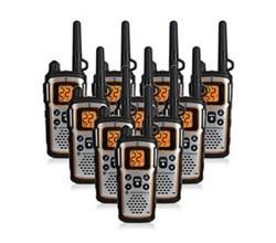 10 Radios motorola mu350r