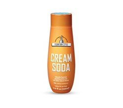 SodaStream Original Flavors cream soda sodamix