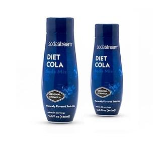 sodastream diet cola sodamix