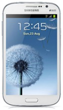 Samsung Galaxy Phones samsung galaxygrand white