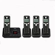 General Electric RCA Answering Machine Caller ID ge rca 2102 4bkga