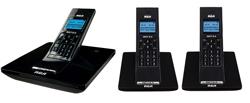 General Electric RCA DECT 6 Cordless Phones rca 2131 3bkga