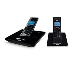 General Electric RCA DECT 6 Cordless Phones rca 2131 2bkga