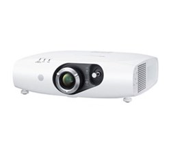 Fixed Projectors panasonic pt rz370u