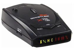 Whistler Radar Detectors  whistler xtr130