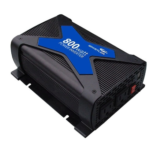 Whistler PRO-800W Power Inverter with USB Port