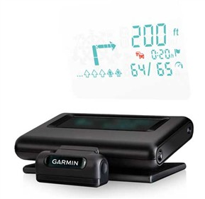 garmin head up displayisplay