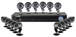 Lorex 4  Camera Systems  lorex vb62c16