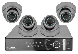 Lorex 4  Camera Systems  lorex dh208ldc4