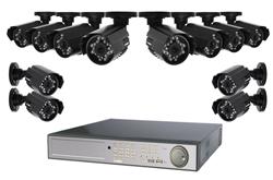 Lorex 4  Camera Systems  lorex lhu5163044pk