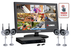 View All Complete Security Systems  lorex lw854