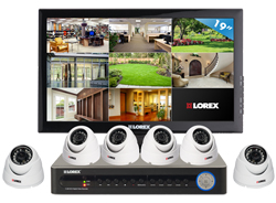 View All Complete Security Systems  lorex lhldc844pk