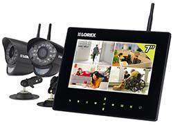 Lorex Home Camera Systems  lorex lw2732