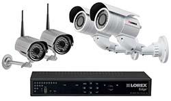 Lorex 4  Camera Systems  lorex lwl3044pk