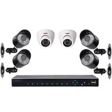 Lorex 4  Camera Systems  lorex lh3361001c6b