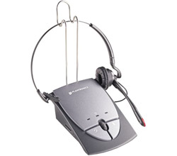 Plantronics Home Office Headset Systems plantronics s12 amp 65145 01