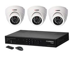 Lorex 3 Camera Systems  lorex lh328501 and 3 sg7351