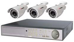 Lorex 3 Camera Systems  lorex lhu608501