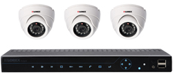 Lorex 3 Camera Systems  lorex lh3361001 3 sg7351