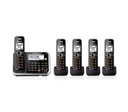 Cordless Phones panasonic kx tg6845b r