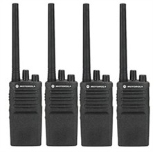 4 Radios motorola rmv2080