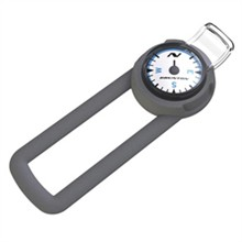 Brunton Navigation brunton tag along watchband compass