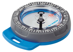 Brunton Compasses brunton tag along zipper pull compass