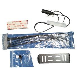 rocky mountain radar hardwire kit