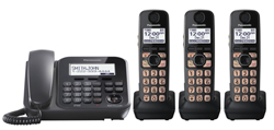 Panasonic DECT 6 Cordless Phones panasonic kx tg4773b
