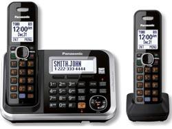 Panasonic DECT 6 0 2 Handsets panasonic kx tg6842b r