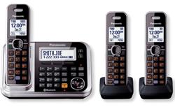 Panasonic DECT 6 0 3 Handsets panasonic kx tg7873s r