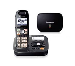 Panasonic Extended Range Cordless Phones panasonic kx tg6591t