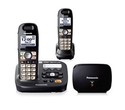 Panasonic Extended Range Cordless Phones panasonic kx tg6592t