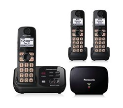 Panasonic Extended Range Cordless Phones panasonic kx tg4733b