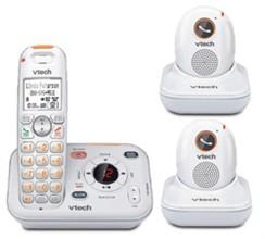 Vtech Careline Series vtech sn6187 1 sn6167