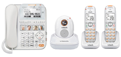 Vtech Careline Series vtech sn1197 2 sn6107