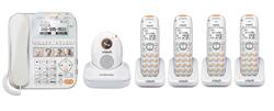 Vtech Careline Series vtech sn1197 4 sn6107